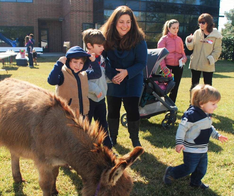 Jewish Day School hosts Living Green fest _lowres