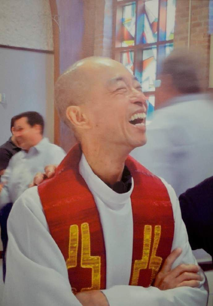 Baton Rouge Catholics remember Fr. Than Vu: 'People loved being his flock and having him as their pastor' _lowres