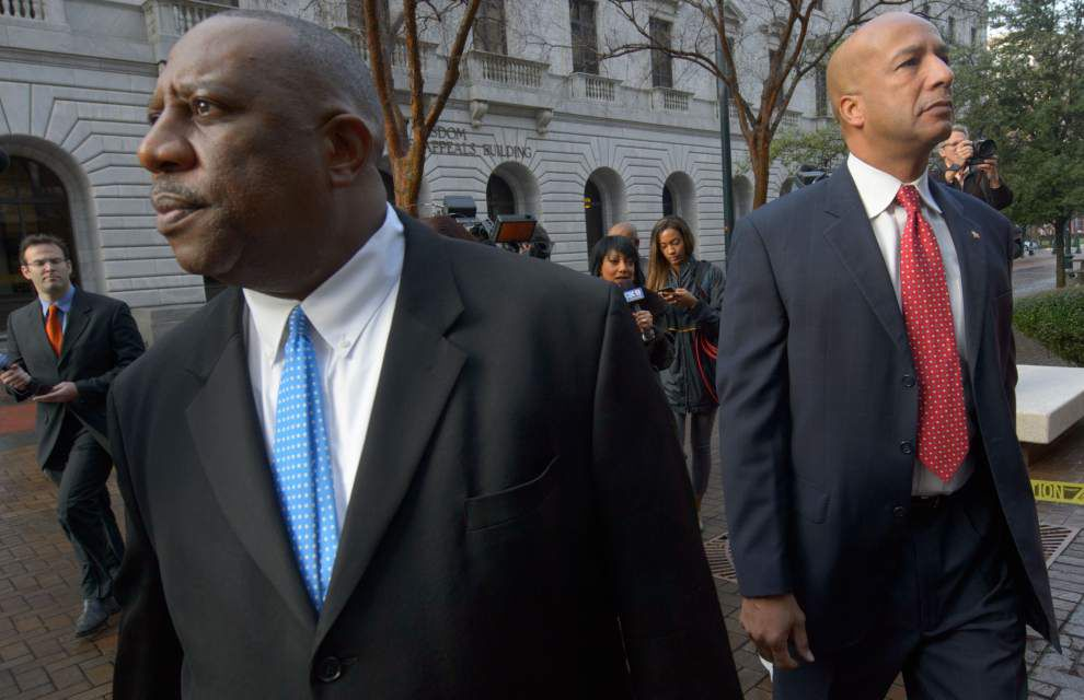 Feds seek $500,000 from Ray Nagin _lowres