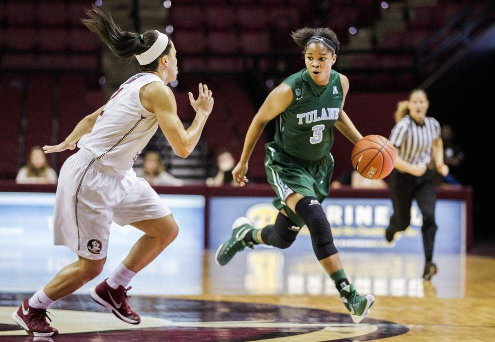 Tulane women hoping days off will be benefit against Ole Miss _lowres