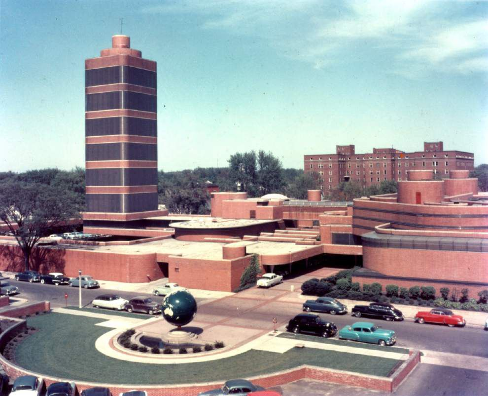 Frank Lloyd Wright tower opens for public tours _lowres