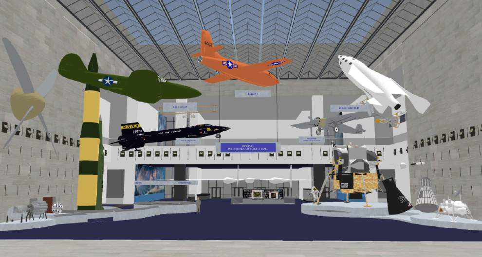 Air, space artifacts to get new display in D.C. _lowres