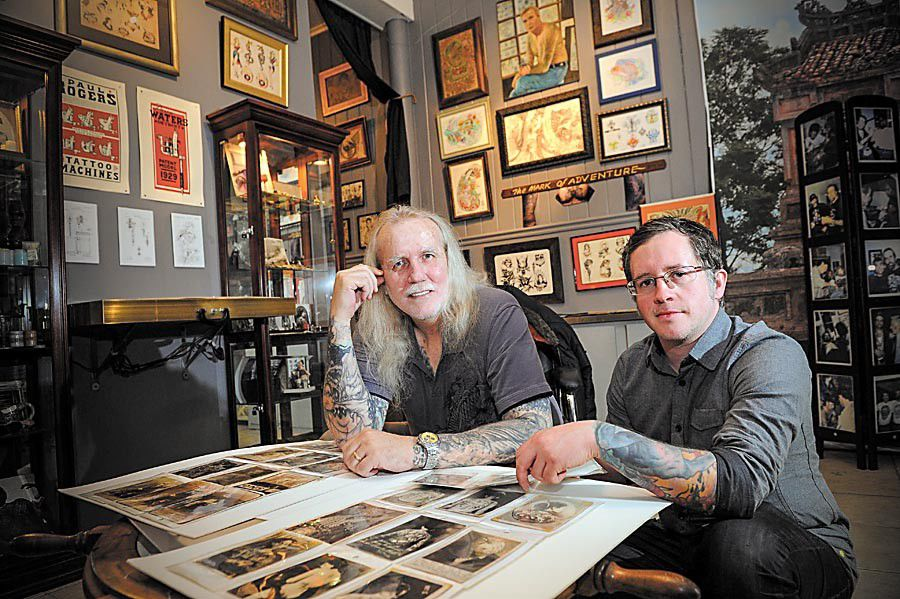 Inside the New Orleans Tattoo Museum & Studio_lowres