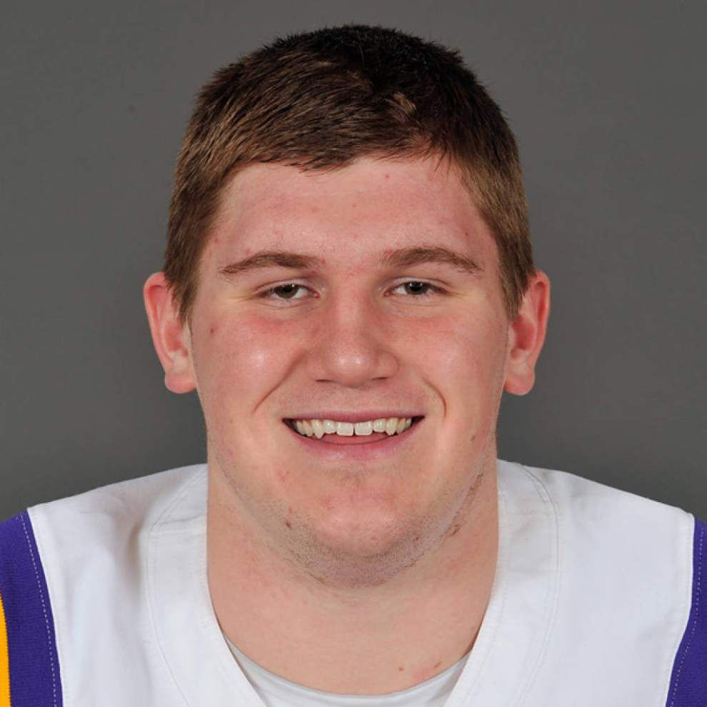 LSU center Ethan Pocic, tackle Christian LaCouture to return _lowres