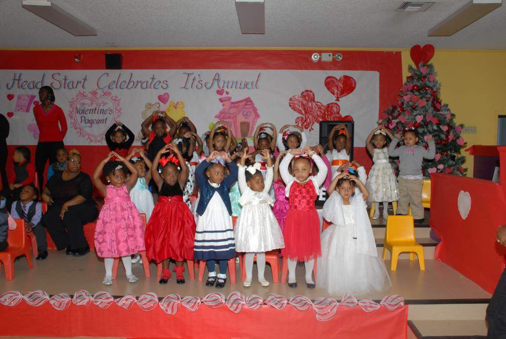 Quad Area Head Start holds annual Valentine's pageant _lowres