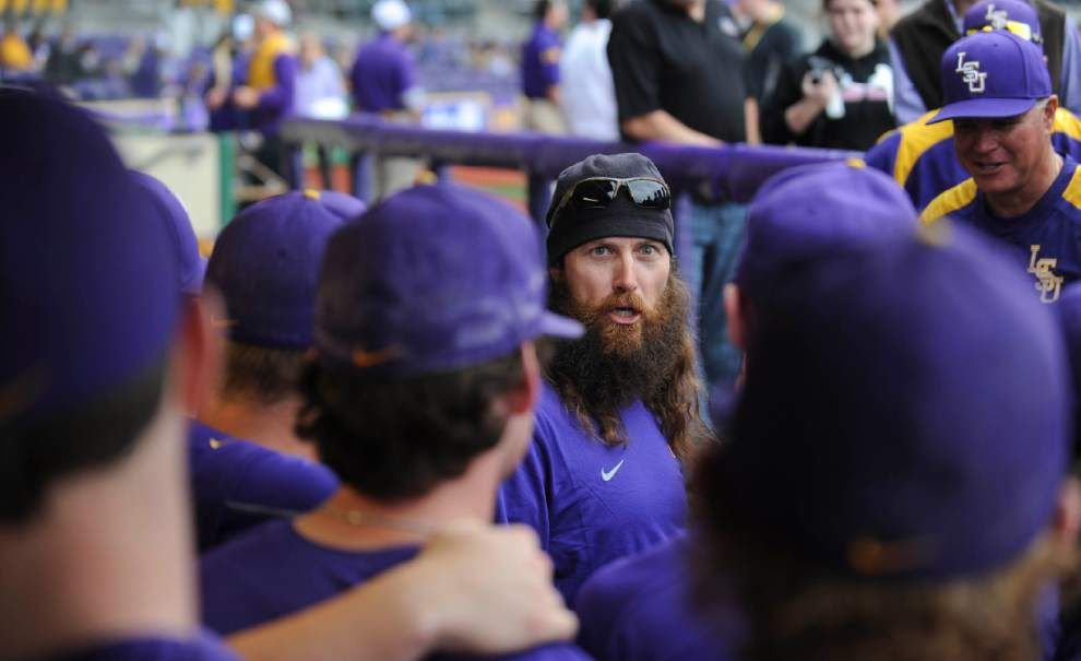 Check out where the LSU baseball team is ranked after sweeping Boston College _lowres