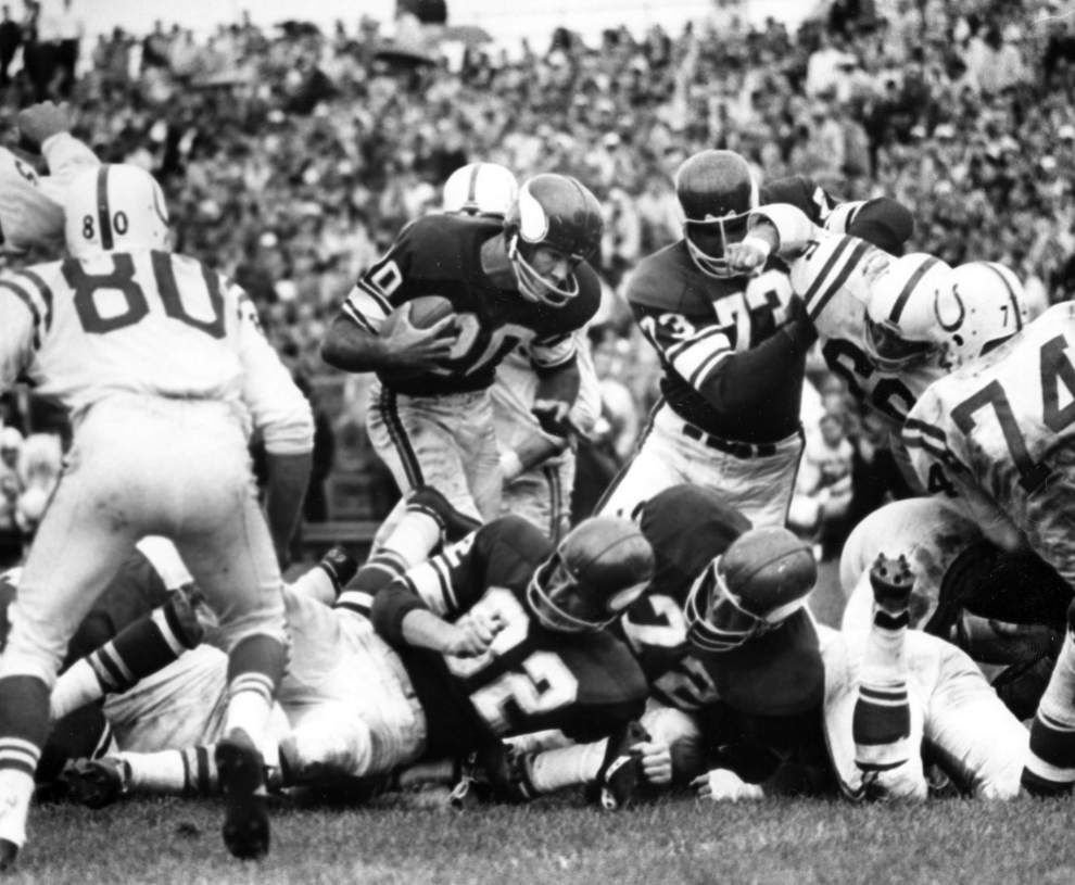 Tulane great Tommy Mason, former No. 1 NFL draft pick, dies at 75 _lowres