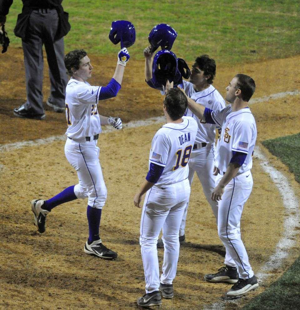 Tigers hammer Yale behind three homers _lowres