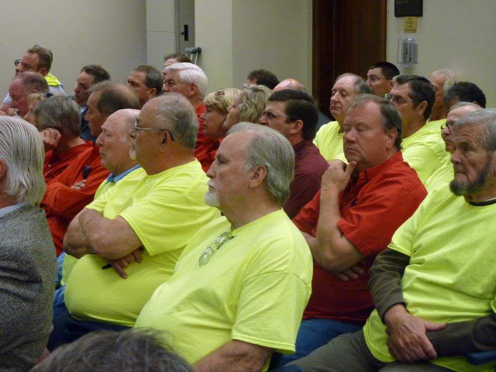 Plumbing code debate split by Senate committee _lowres