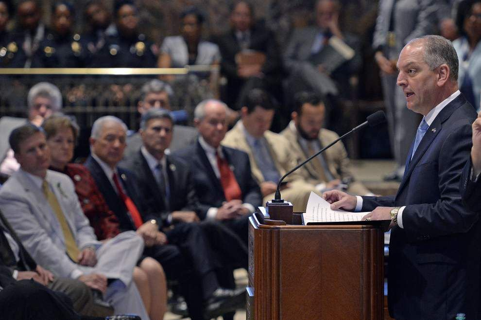 Louisiana Gov. John Bel Edwards: 'I am running again in four years' _lowres