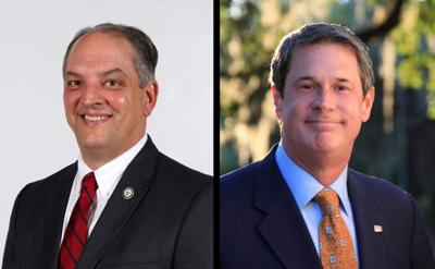 Poll: David Vitter closing in on John Bel Edwards in final days of gubernatorial runoff _lowres