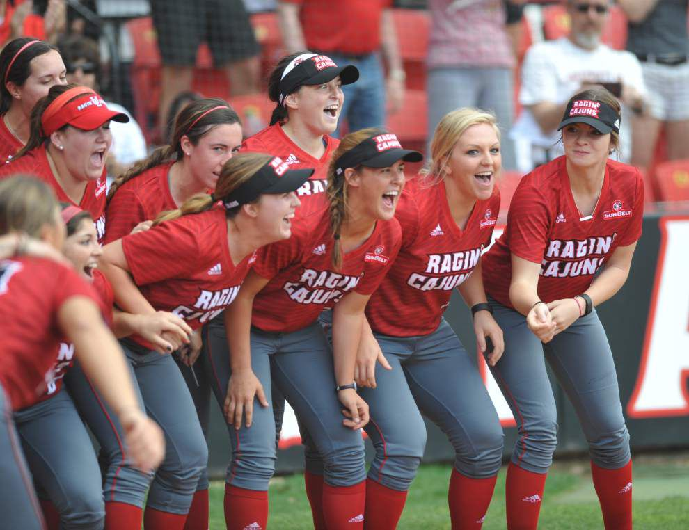 Cajuns softball: Is star slugger Lexie Elkins' return imminent? She should be back 'soon,' coach Mike Lotief says _lowres