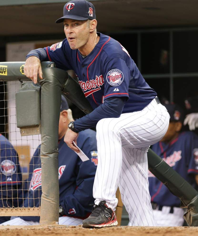 Minnesota names Paul Molitor manager _lowres