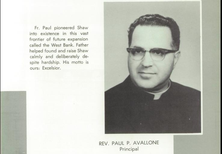 PAUL AVALLONE .