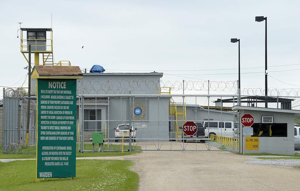 Iberia Parish Sheriff's Office under scrutiny for treatment of inmates, others in custody _lowres