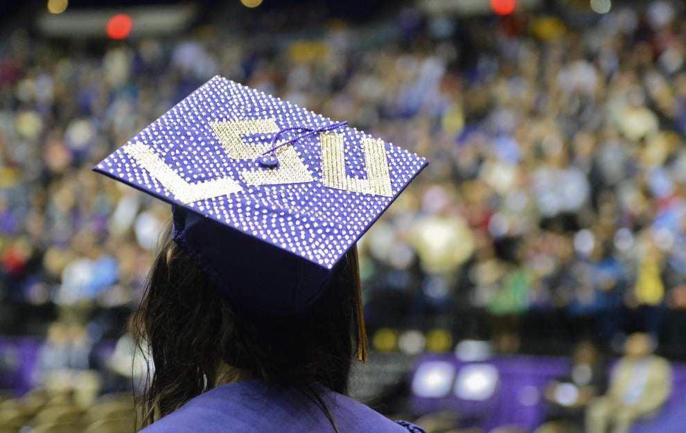 Congrats, LSU grads! See names of 1,700-plus fall 2015 graduates _lowres