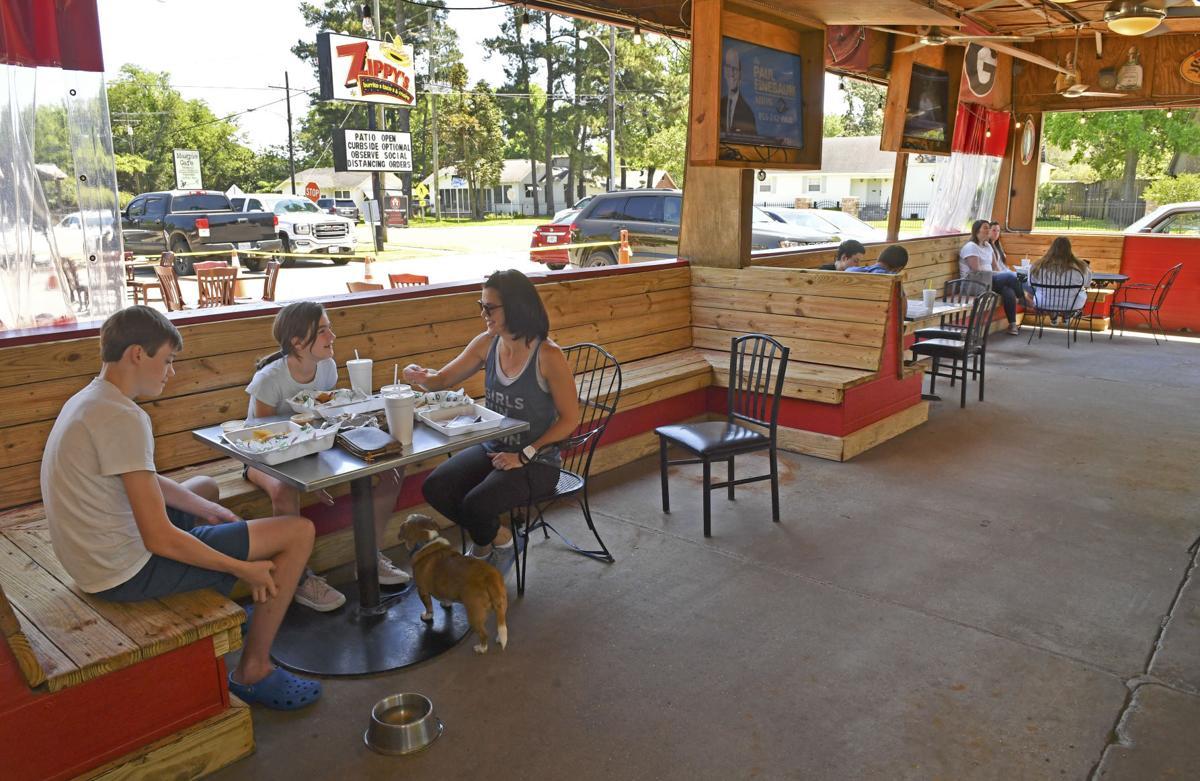 Baton Rouge Restaurants Do Outdoor Sit