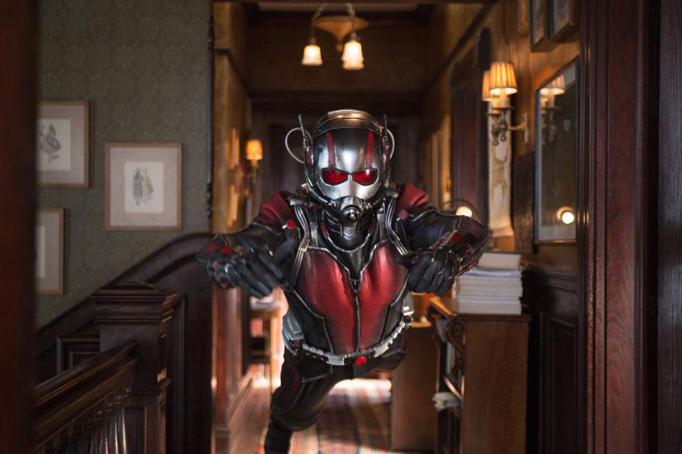'Ant-Man' inches past 'Pixels' to take first place spot _lowres