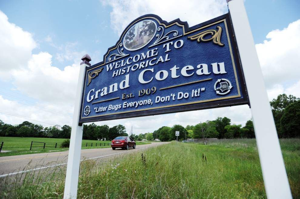 Grand Coteau to look to population recount as it tries to stay a town _lowres