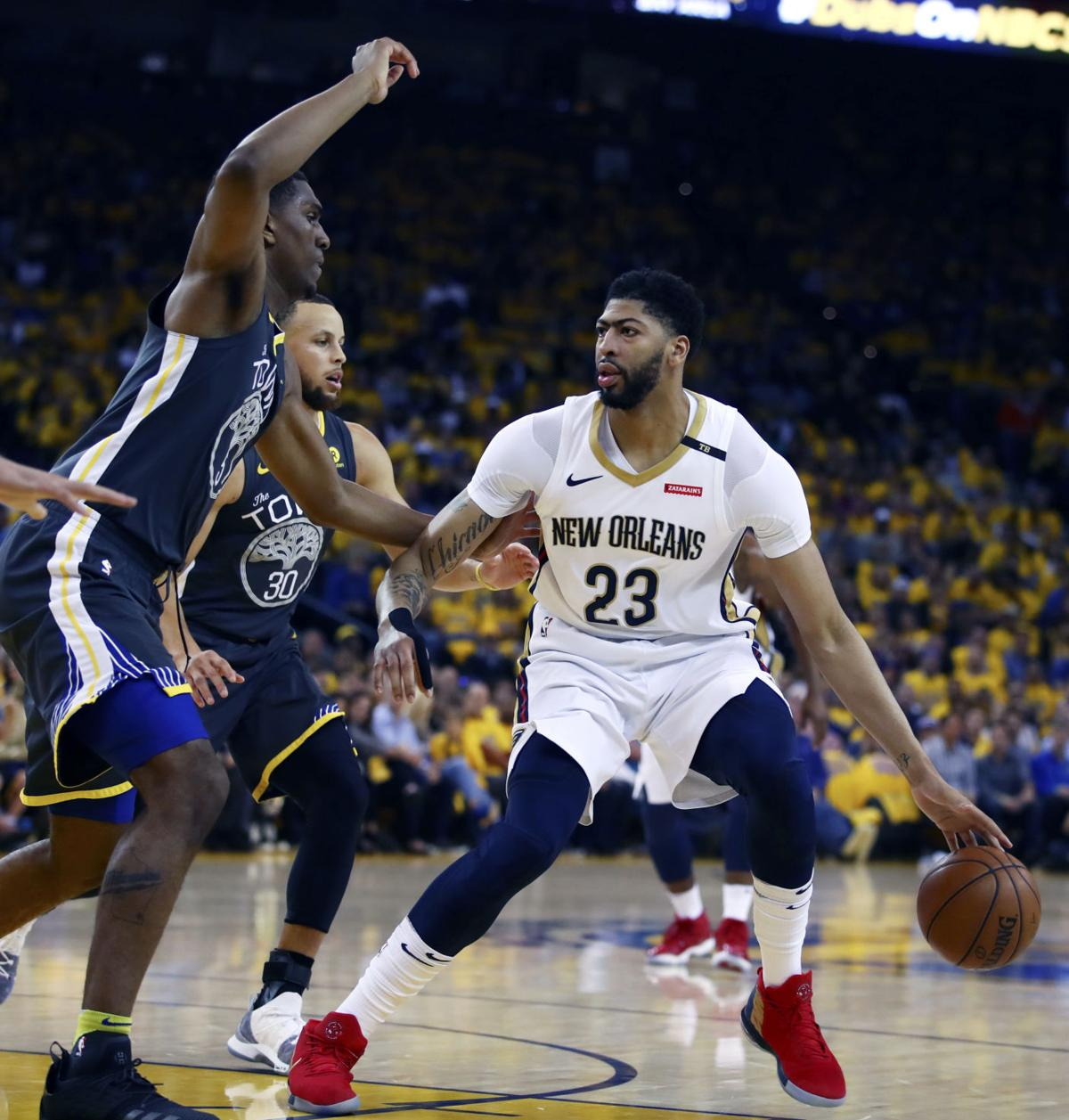 Warriors Vs Pelicans Game 3 Live Stream Free: Pelicans Vs. Warriors: 3 Takeaways From Game 2; What's