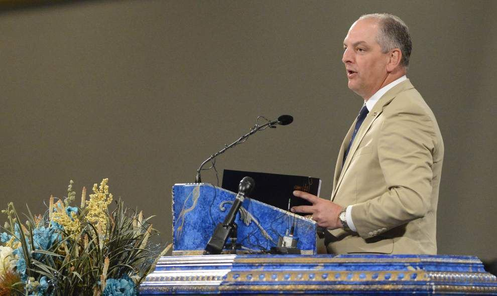 Gov. John Bel Edwards takes part in CBS '48 Hours' special on police shootings _lowres