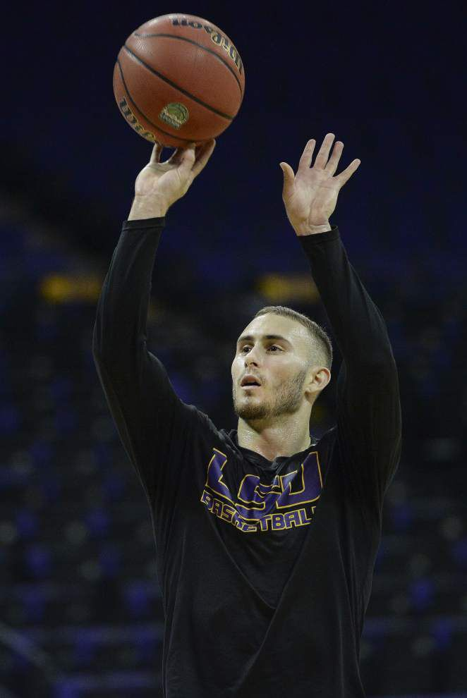 Freshmen lead LSU to 78-66 victory over South Alabama Thursday night _lowres