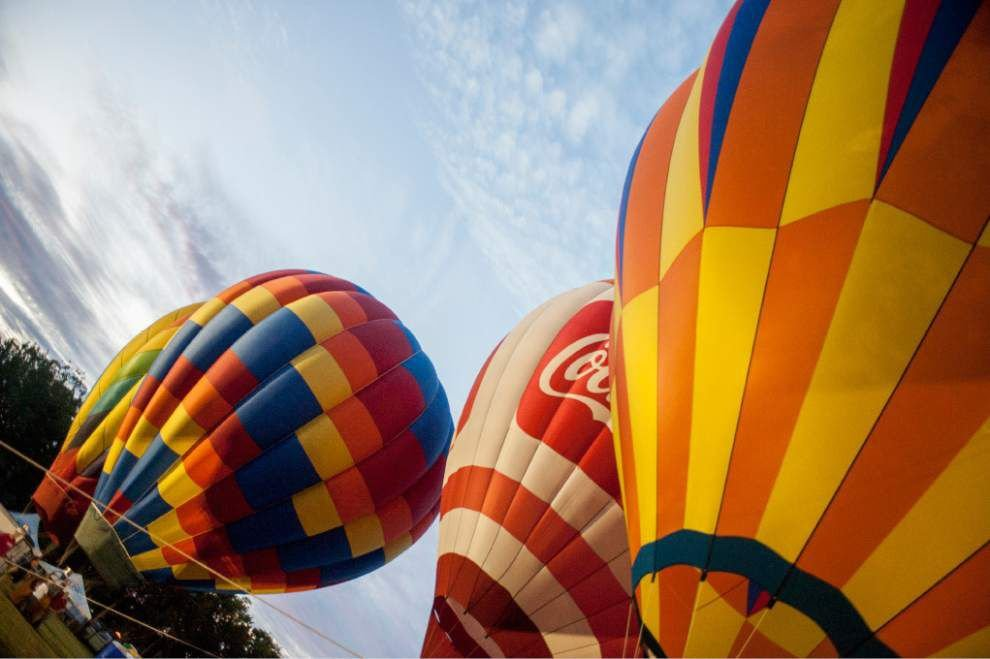 Balloon Fest to feature 2 days of activities _lowres