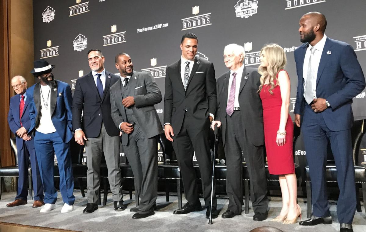 Kevin Mawae, Ed Reed and Johnny Robinson earn Hall of Fame invites