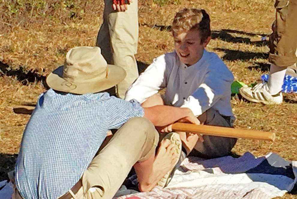 Handcart trek enhances appreciation of Mormon heritage _lowres
