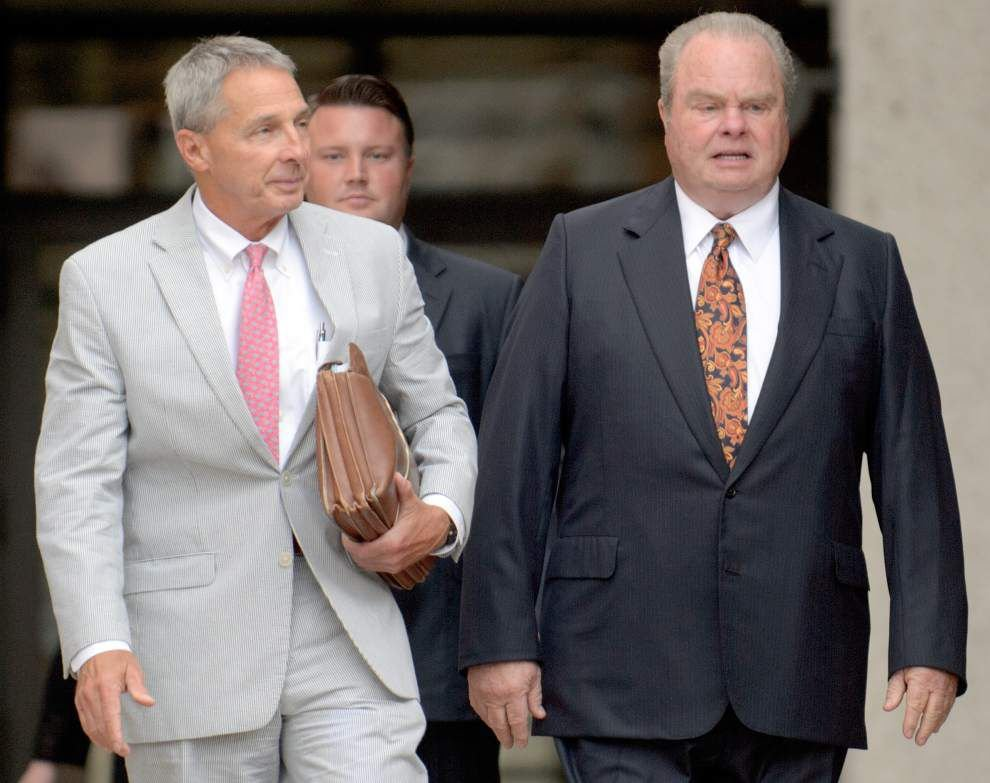 North shore preacher with ties to Walter Reed pleads not guilty in financial case _lowres