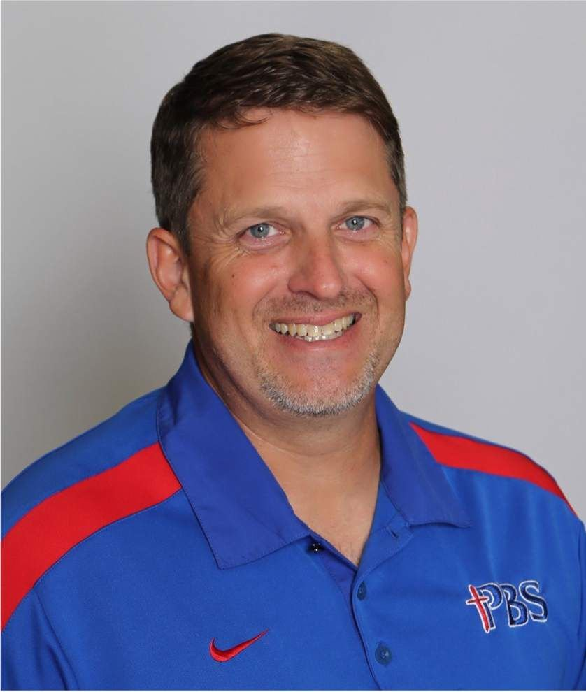 Yancy Wilmot returns to basketball court as boys coach at Parkview Baptist _lowres