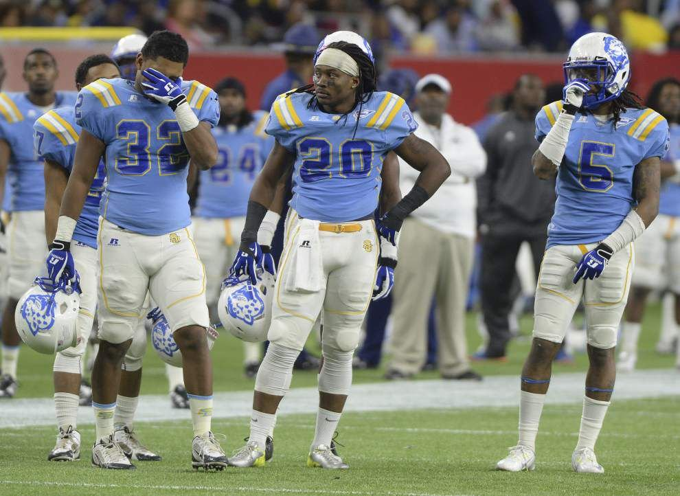 Podcast: Southern builds a solid football program despite SWAC championship loss to Alcorn State _lowres