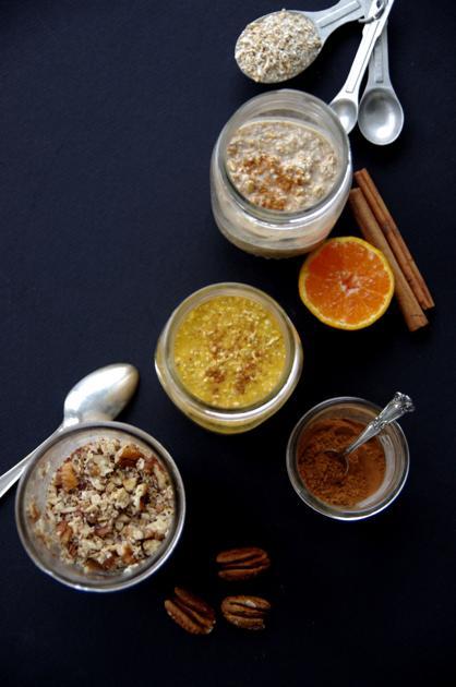 I Eat La.: Cool mornings call for warm oats