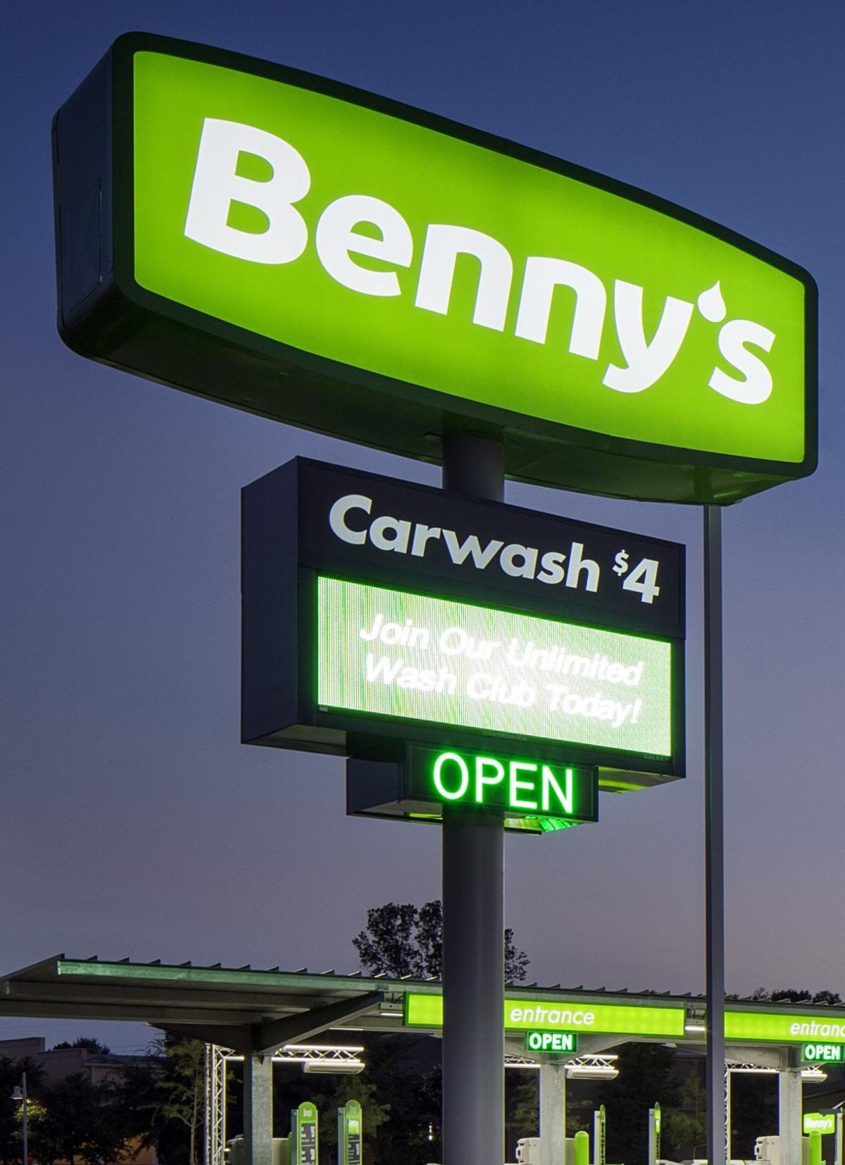 Chenevert Architects - Benny's Carwash _lowres
