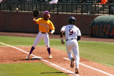 Baseball Auburn vs LSU