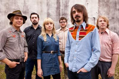 Lafayette band's rock sound grows out of deep Cajun culture _lowres
