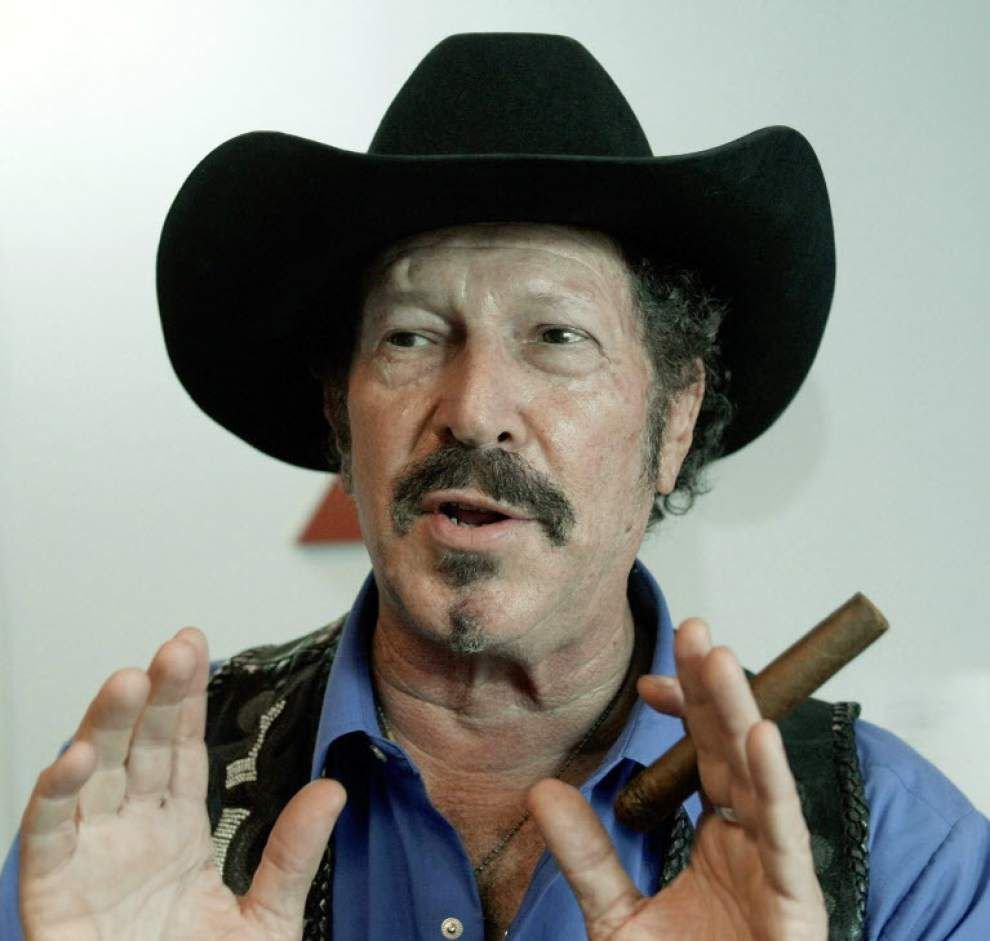 Kinky Friedman combines music, mystery and political musings _lowres