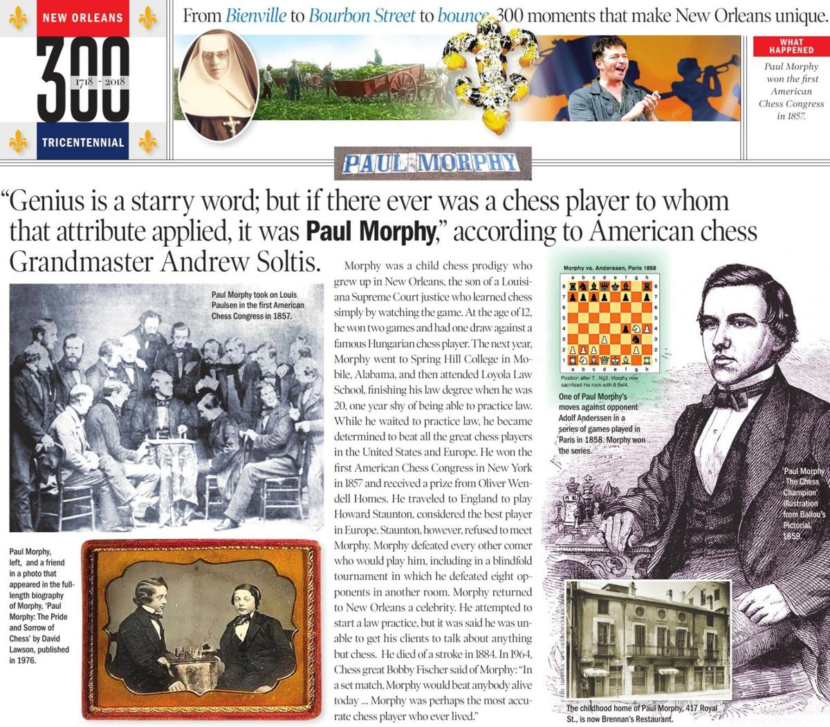 300 Paul Morphy