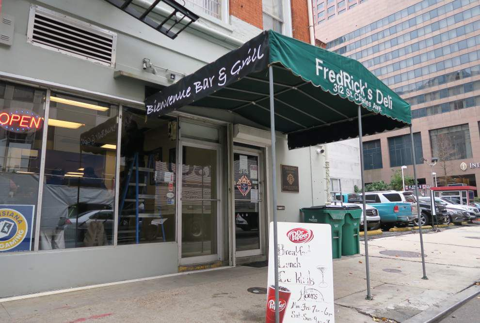 At this downtown deli, a change of owners and a new direction for a changing CBD _lowres