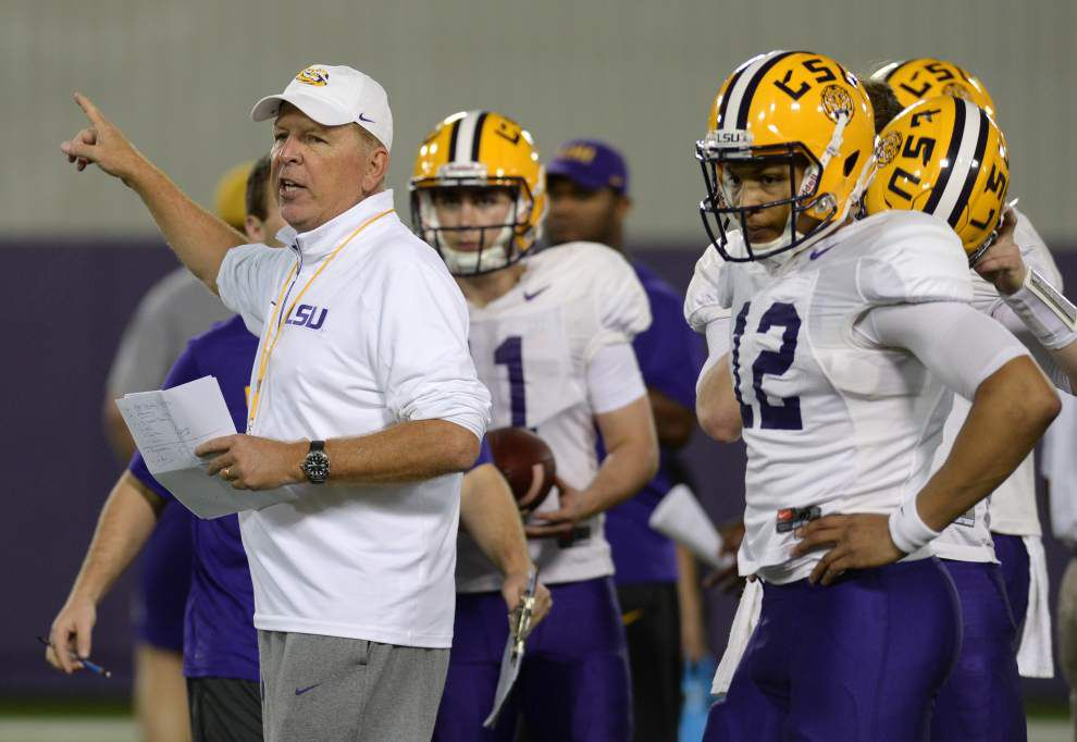 LSU football coaches Jeff Grimes, Ed Orgeron receive raises; new salaries, Cam Cameron's contracts revealed _lowres