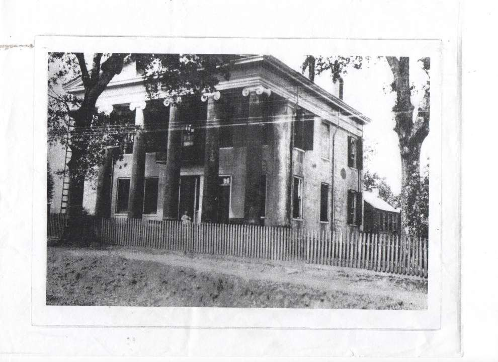 Story of Clinton's 175-year-old Marston House one of revival and survival -- and there's the bank vault _lowres
