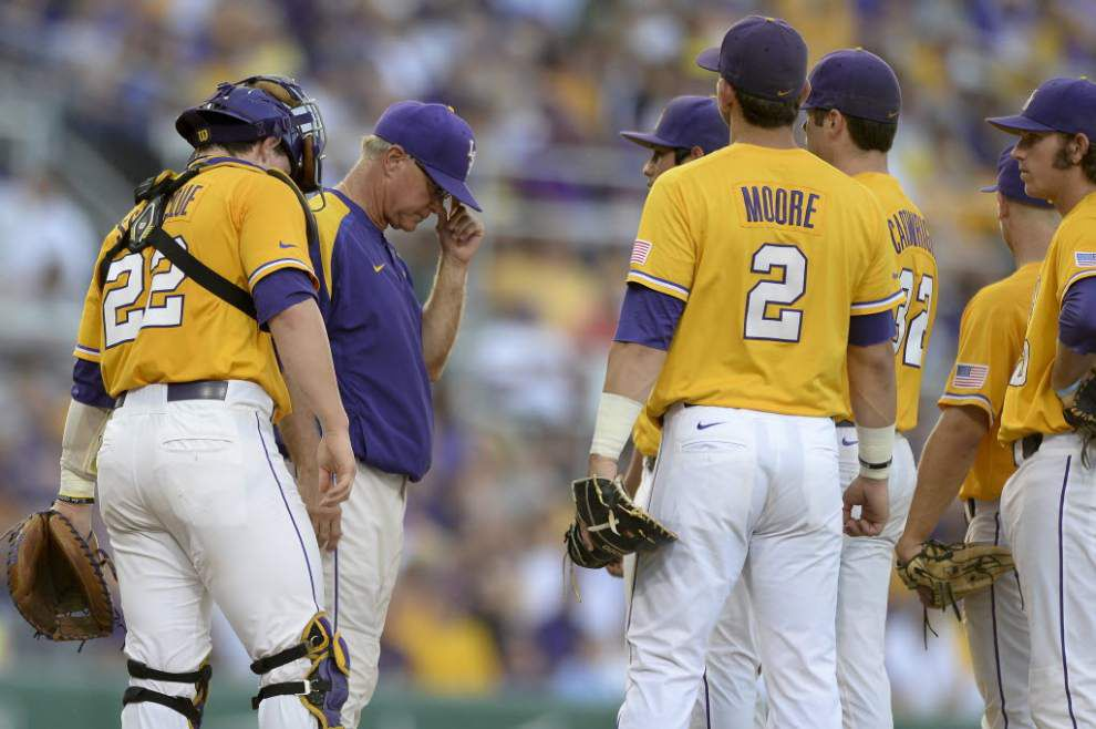 See the TV schedule: LSU baseball to lead SEC in televised conference games _lowres