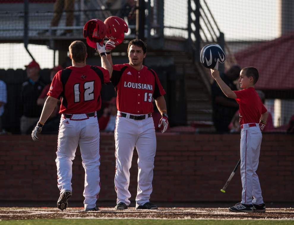 Ball bounces Cajuns way in a 4-2 win against Georgia State _lowres