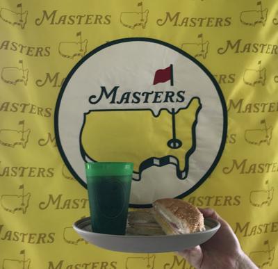 Masters Club sandwich