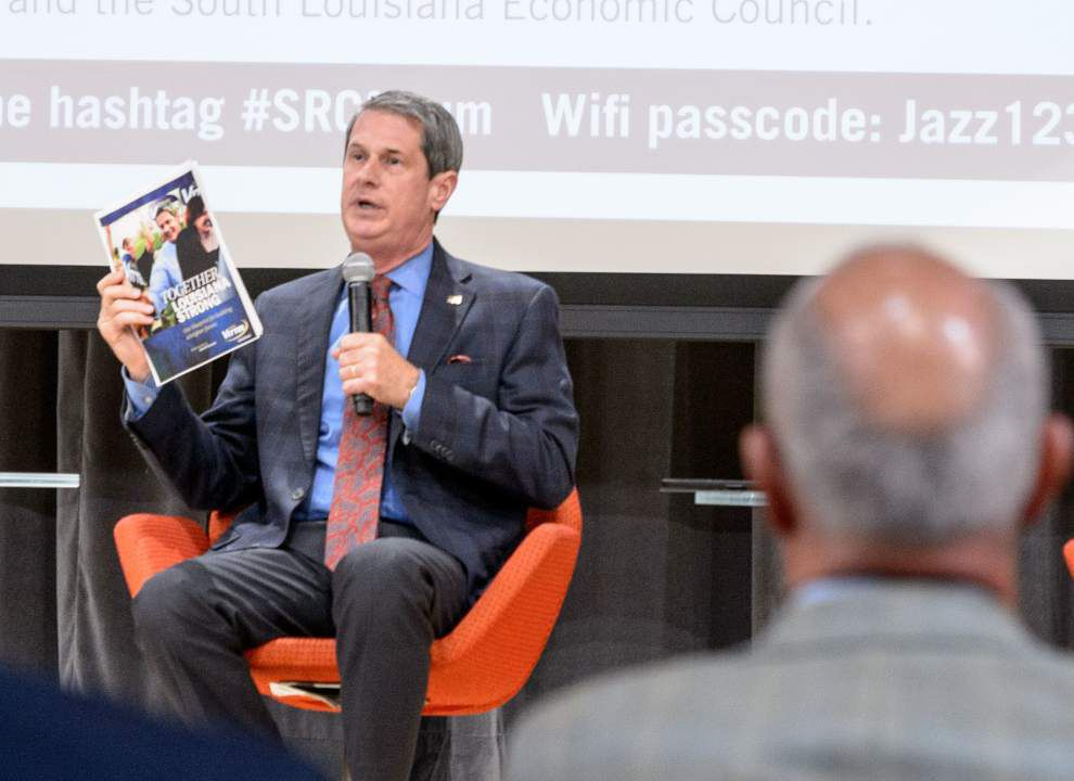 Lanny Keller: Opponents would prefer to grapple in person, as David Vitter lobs shells from a distance _lowres