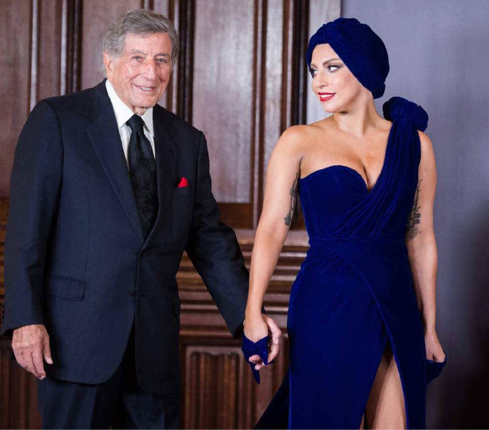 Lady Gaga, Tony Bennett set for new year's duet _lowres