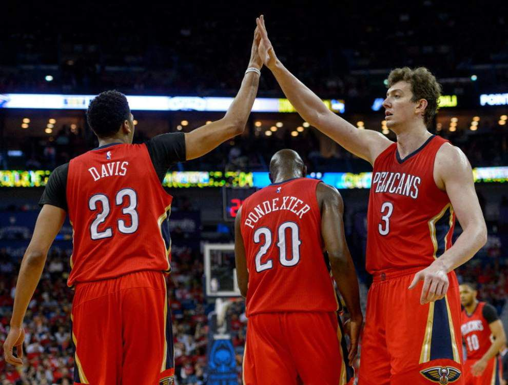The Pelicans 2015-16 schedule includes some important stretches that could have a big impact on their season _lowres