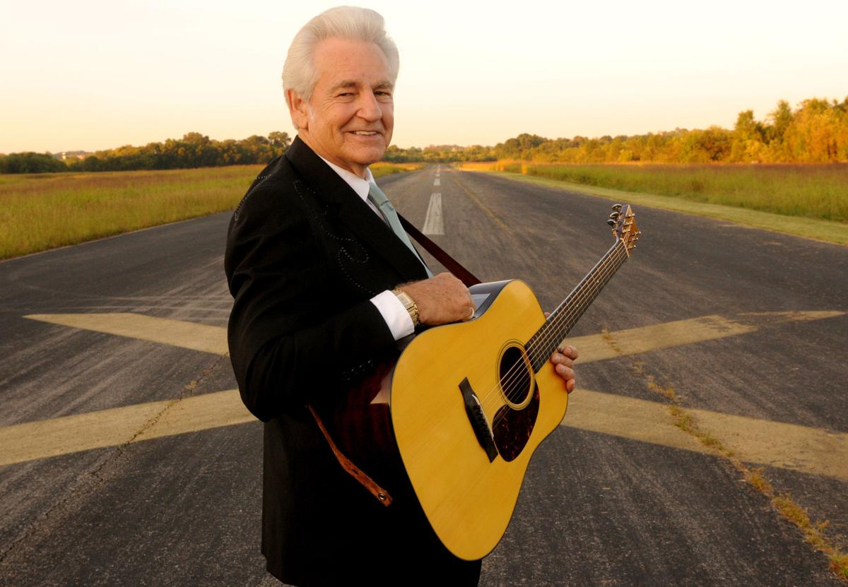 Del McCoury still for Red
