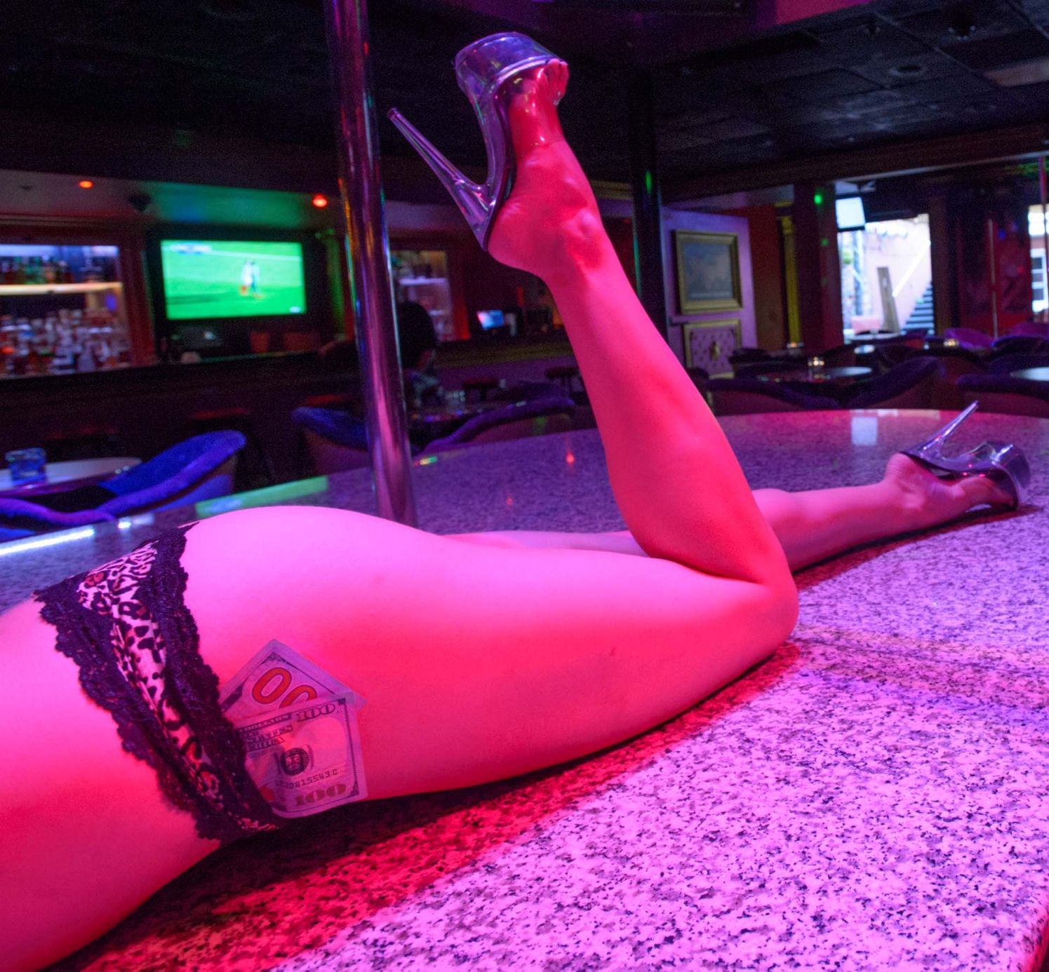 Erotic club in louisiana