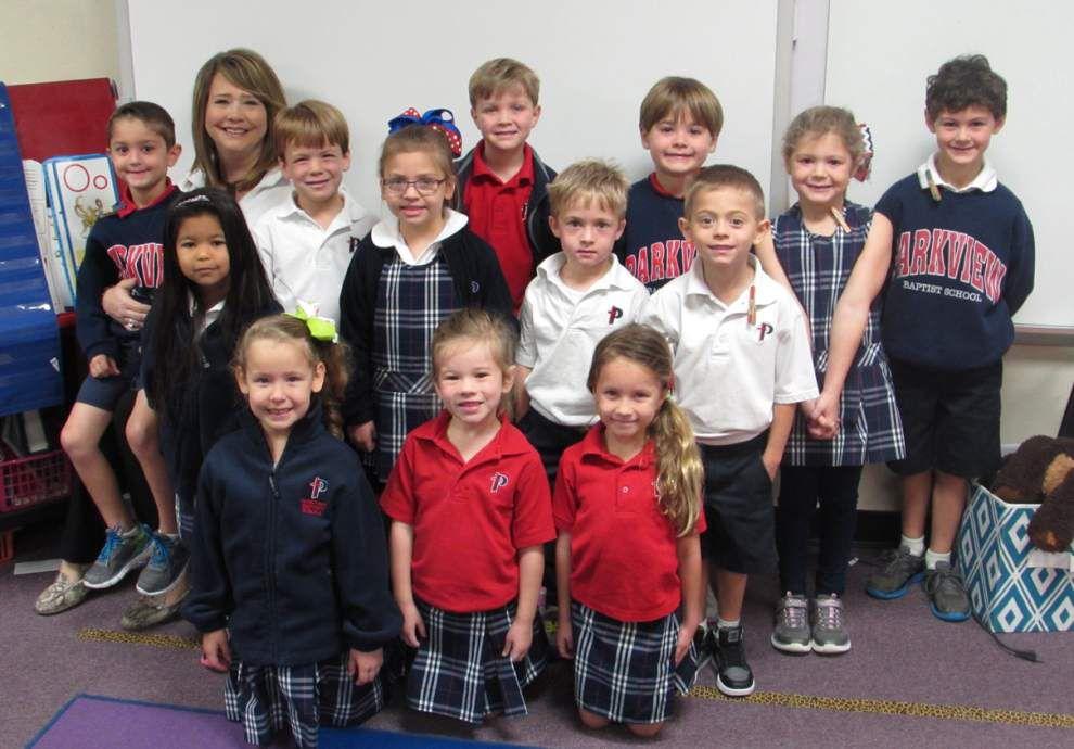 Classroom Spotlight: Parkview Baptist School kindergarten _lowres